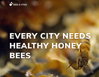 Bees & cities
