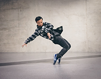 Breakdance Testshoot | 10.2016
