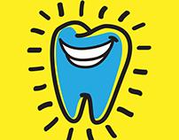 Zahnarztpraxis Branding