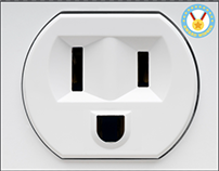 The Happy Electrical Outlet