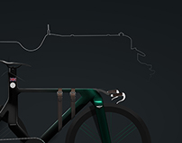 Bicycles inspired by Great Cars: Bentley 3L