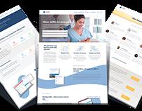 connectRN Website and Branding