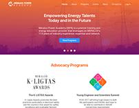 Meralco Power Academy Website