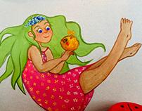Bindy - children book character