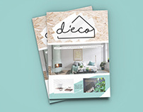 Magazine about DIY & homedecoration