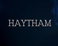 Haytham - Free Slab Serif Font