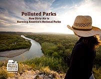 "NPCA Report, ""Polluted Parks"""