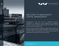 Wavelength Website