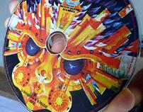 arte de tapa para el disco de Napia