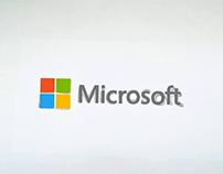 Microsoft Internal Department Announcement