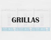 Grilla E-commerce