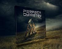 ALBUM COVER DESIGN - Perfect Symmetry - Tokeletes Szand