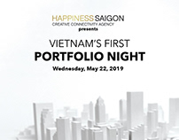 Saigon's Portfolio Night 2019