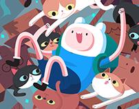 Adventure Time Monoblock