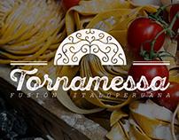 TORNAMESSA - BRANDING