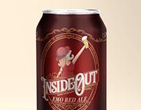 Inside Out Beer / Branding & Packaging