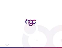 NGC logo design