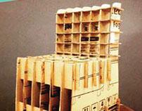 Cadeira Waffle / / / Estruturas & Mecanismos
