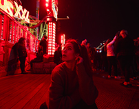 Lorena at Winter Wonderland