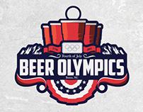 2015 Beer Olympics