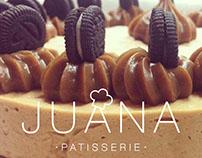 Juana Patisserie - Branding