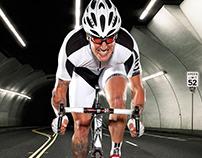 Pro Cyclist Ashley Knights Jr.