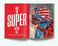 Superman X America - Beneficial Shock