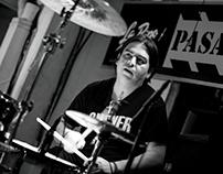 """Rock Show at Pasagüero """"Los Ñaka Ñakas"""""""