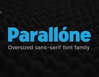 Parallone - Free Sans Serif Fonts