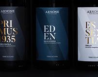Arnone Vini - Wine Label Design