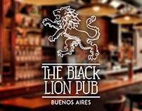 THE BLACK LION PUB