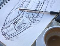 Coffee & Sketch