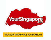 YourSingapore.com – Logo animation competition