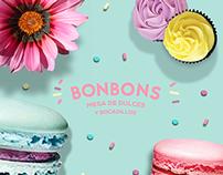 Bonbons branding
