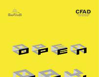University of Sharjah open day design