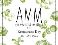 Restaurant day - Traiteur AMM