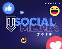 Social Media 2018 - Parte I
