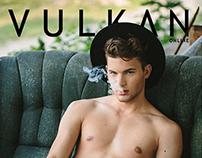 Summer haze - editorial for VULKAN MAGAZINE