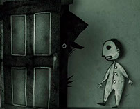 """""""The Babadook"""" (Intro Animation)"""