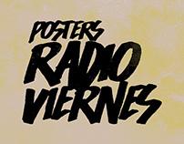 Posters Radioviernes