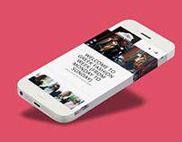 Greek Fashion Week App