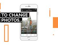 Meural Mobile App promo