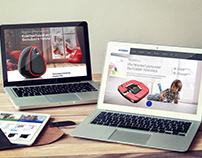Hyundai Home Website Design