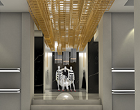 Retail Design Versace Store