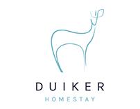 Logo Design - Duiker Homestay