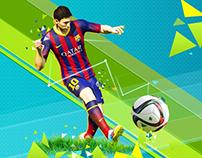 Developing gaming portal to Cash 4 Fifa