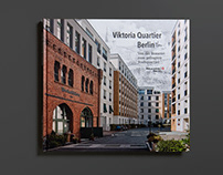 Urban district | Book design