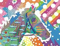 1st JRA Chukyo Campaign Illustration 2015