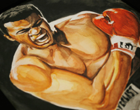 Ali Watercolor