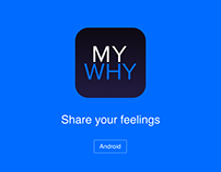 My Why: Share your feelings | Android